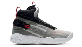 Jordan Apex Utility Black/University Red-White