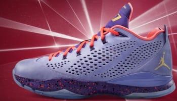 Jordan CP3.VII Atomic Violet/Metallic Gold-Infrared 23-Court Purple