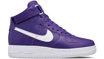 NikeLab Air Force 1 High Purple