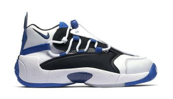 Nike Air Swoopes 2 White/Black-Blue