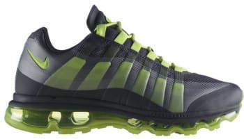Nike Air Max+ '95 360 Dark Grey/Volt-Wolf Grey-Anthracite