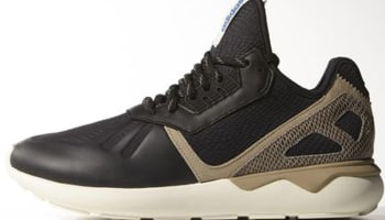 adidas Tubular Core Black/Hemp-Simple Brown