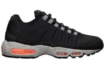 Nike Air Max '95 EM Black/Black-Bright Citrus-Strata Grey