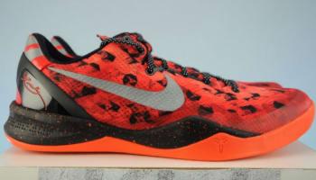 Nike Kobe 8 System Challenge Red