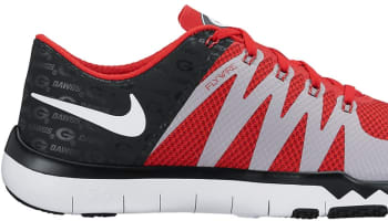 Nike Free Trainer 5.0 V6 Amp Wolf Grey/University Red-Black-White