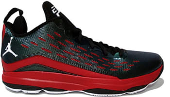 Jordan CP3.VI Black/Gym Red-White