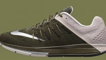 Nike Air Zoom Elite 8 Rough Green/Metallic Silver-Grey Mist