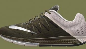 Nike Air Zoom Elite 8 Rough Green/Metallic Silver-Grey Mist