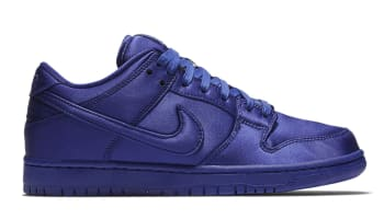 NBA x Nike SB Dunk Low Deep Royal Blue/Deep Royal Blue