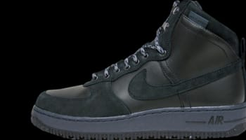 Nike Air Force 1 High Deconstructed Military Boot QS Black/Black