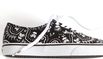 Vans Authentic Black/White