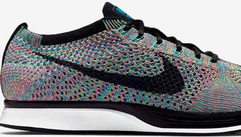 Nike Flyknit Racer Rainbow