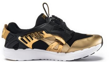 Puma Future Disc Blaze Lite Black/Gold