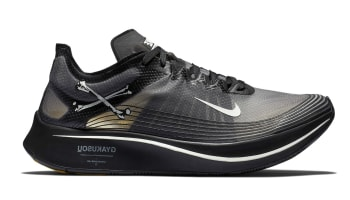 Undercover Gyakusou x Nike Zoom Fly SP Black/Sail-Mineral Yellow-Black