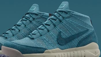 Nike Flyknit Trainer Chukka SFB Night Factor/Mine Grey-Night Factor