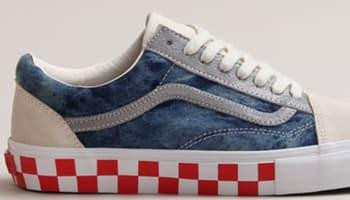 Vans Syndicate Old Skool Denim/Silver-Cream