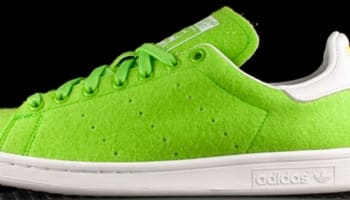 adidas Originals Stan Smith Green/White