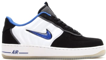 Nike Air Force 1 CMFT Low Black/Varsity Royal