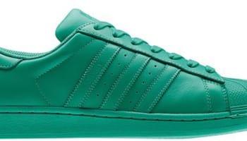 adidas Superstar Blaze Green/Blaze Green-Blaze Green