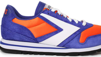 Brooks Chariot Royal Blue/Bright Orange-White