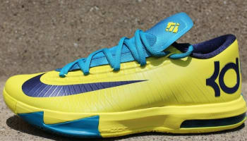 Nike KD 6 Sonic Yellow