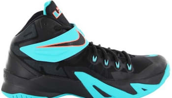 Nike Zoom Soldier VIII Black/Black-White-Dusty Cactus