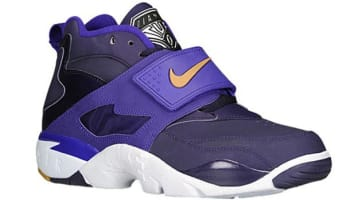 Nike Air Diamond Turf Purple Dynasty/Metallic Gold-Electro Purple