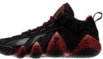 adidas EQT Key Trainer Black/Black-Poppy