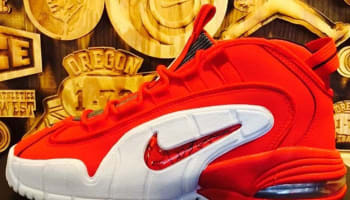 Nike Air Max Penny I University Red/White-Black