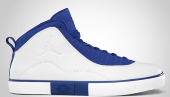 Jordan X Auto Clave White/Old Royal