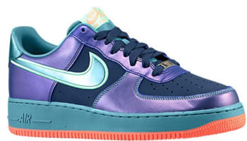 Nike Air Force 1 Low Brave Blue/Mineral Teal-Green Glow