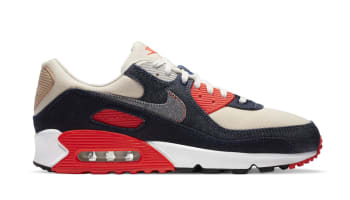 Denham x Nike Air Max 90 Denim/Infrared/Ecru/Medium Denim