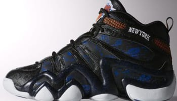 adidas Crazy 8 Black/Royal-Orange