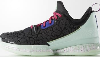 adidas D Lillard 1 Night of the Ballin' Dead