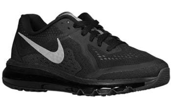 Nike Air Max 2014 Women's Black/Reflect Silver-Anthracite-Dark Grey