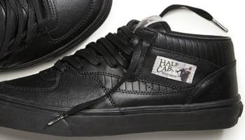 Vans OG Half Cab LX Black/Black