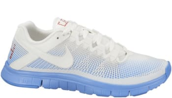 Nike Free Trainer 3.0 Coast/Summit White-University Red