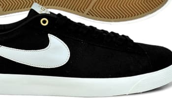 Nike Blazer Low GT SB Black/Sail