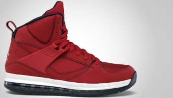 Jordan Flight 45 High Max Gym Red/Obsidian-White