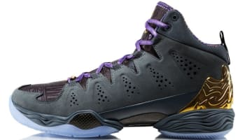 Jordan Melo M10 BHM Dark Magnet Grey/Metallic Gold-Black-Court Purple