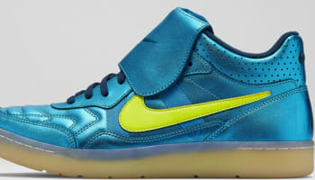 Nike Tiempo '94 Mid Space Blue/Volt