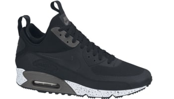 Nike Air Max '90 Sneakerboot NS Black/Black-Dark Charcoal-White