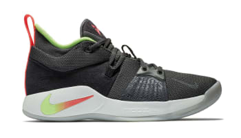 Nike PG 2 Anthracite/Hot Punch-White-Wolf Grey