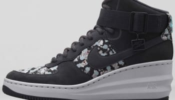Nike Lunar Force 1 Sky Hi Liberty Women's Dark Ash/Dark Ash