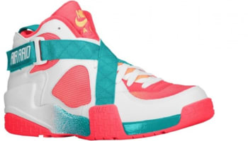 Nike Air Raid BRZ White/Atomic Mango-Turbo Green-Laser Crimson