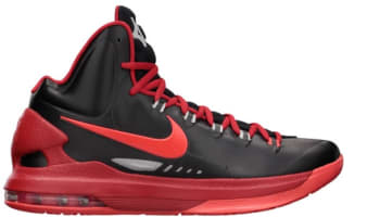 Nike KD 5 Black/Bright Crimson