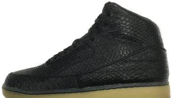 Nike Air Python Premium Black/Gum Light Brown