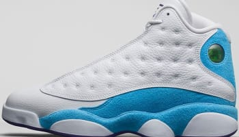 Air Jordan 13 Retro CP PE Hornets Home