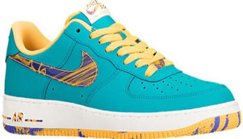 Nike Air Force 1 Low Turbo Green/Purple Venom-Atomic Mango