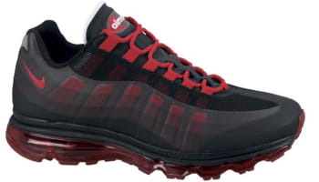 Nike Air Max '95+ BB Black/Sport Red-Anthracite